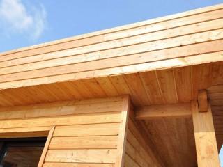 Pose tout type de bardage en bois pvc toulouse 31 for Pose bardage exterieur bois